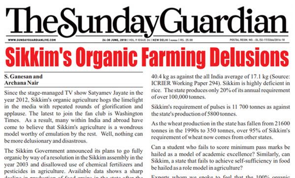 sunday guardian press release